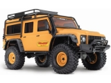 RC auto Traxxas TRX-4 Land Rover Defender 1:10 TQi RTR Trophy
