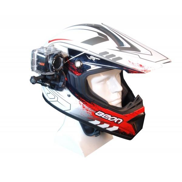 Boční držák na helmu  cde9f2c989