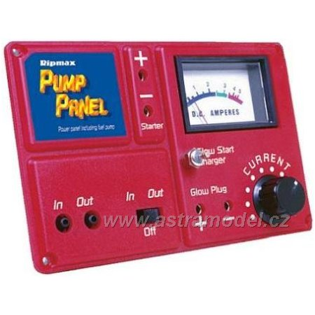 Ripmax Power Panel with Pump - Airtek Hobbies
