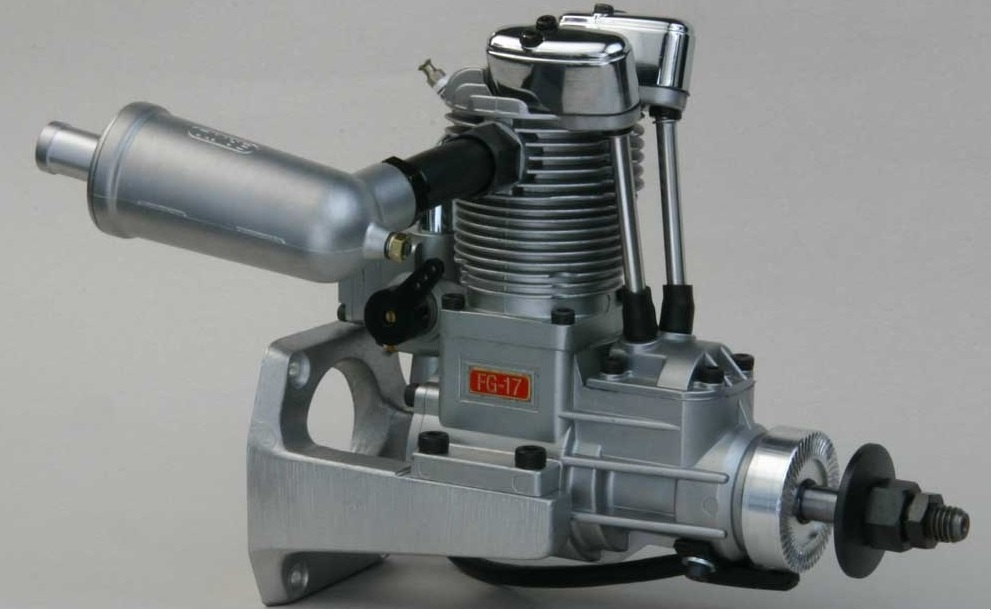 Saito FG-17 - 1