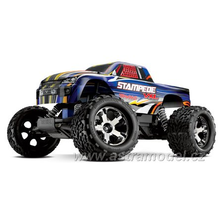 Traxxas Stampede 1:10 VXL Brushless TQi RTR