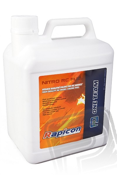 CAR 16% 2,5L RAPICON palivo