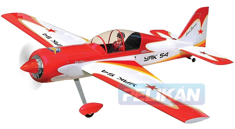 YAK-54 46 ARF 1425mm rozp. PH074