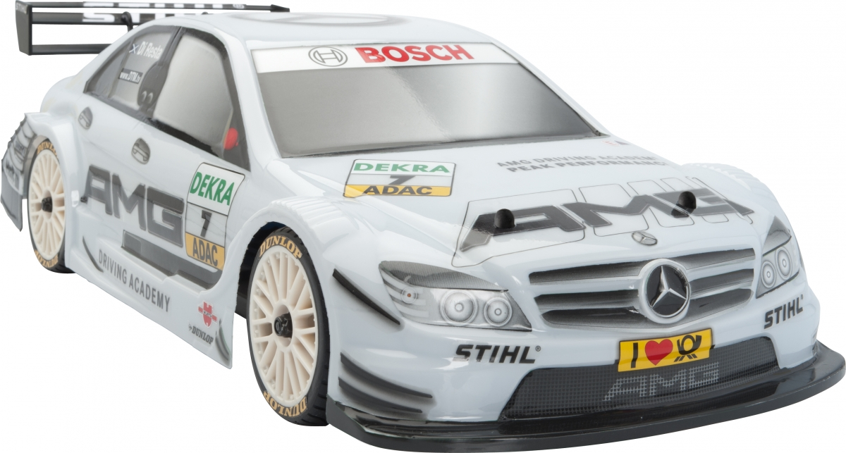 S10 Blast TC RTR - 1/10 Mercedes-Benz DTM 2,4GHz RC