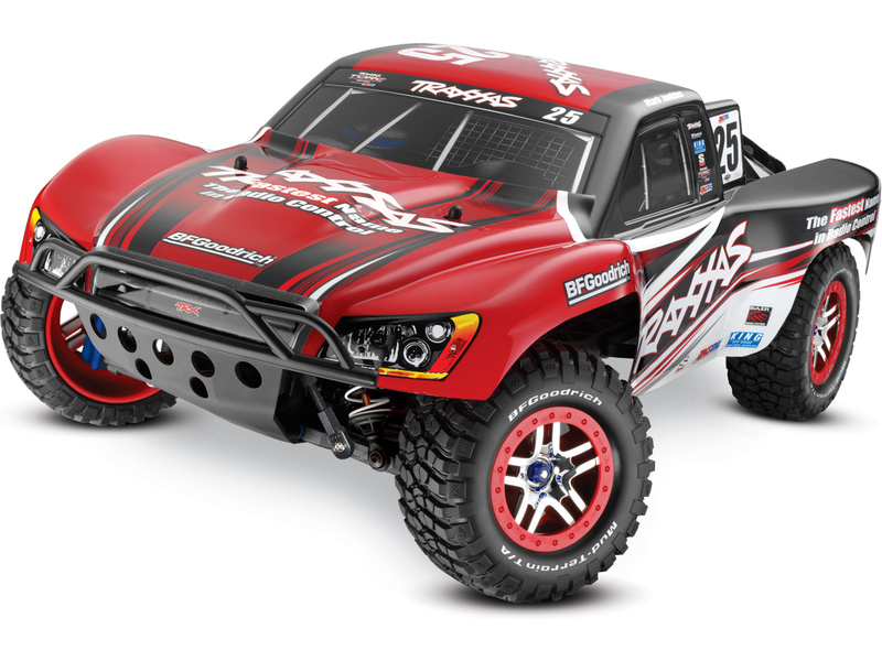 Traxxas Slash Ultimate 1:10 4WD VXL LCG TQi iPhone RTR