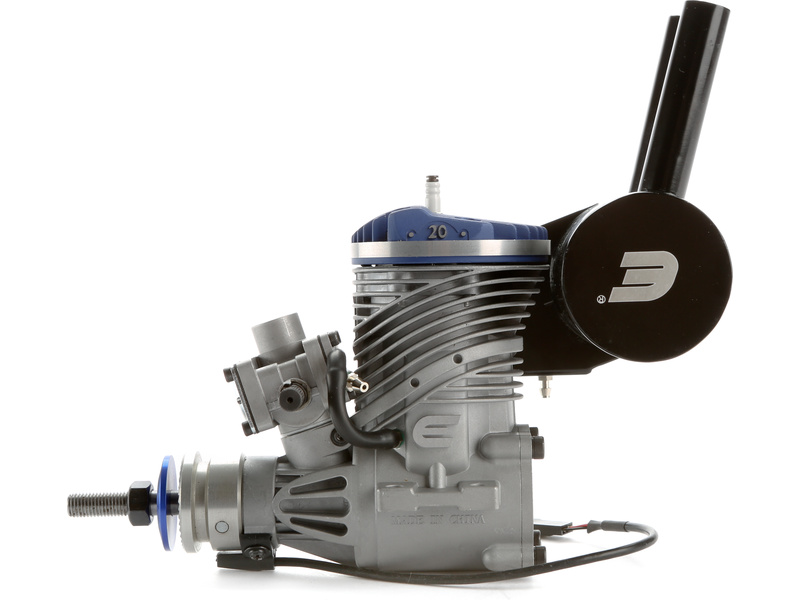 Evolution 20GX2 20ccm benzín s pump. karb.