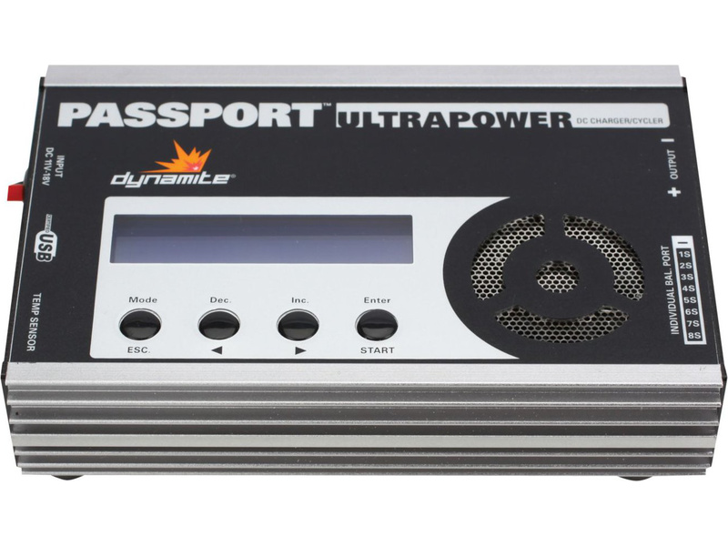 Nabíječ Passport Ultra Power DC