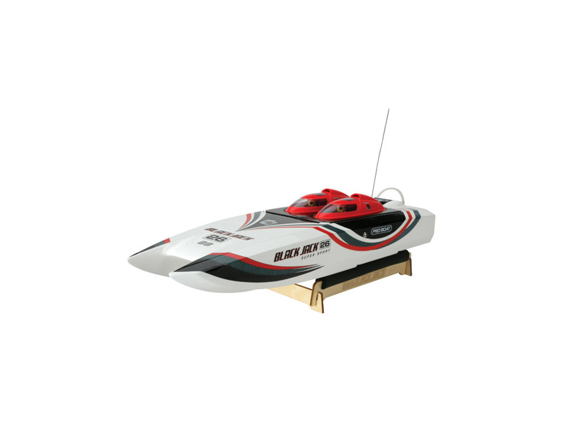 Blackjack 26 SS Nitro Catamaran RTR