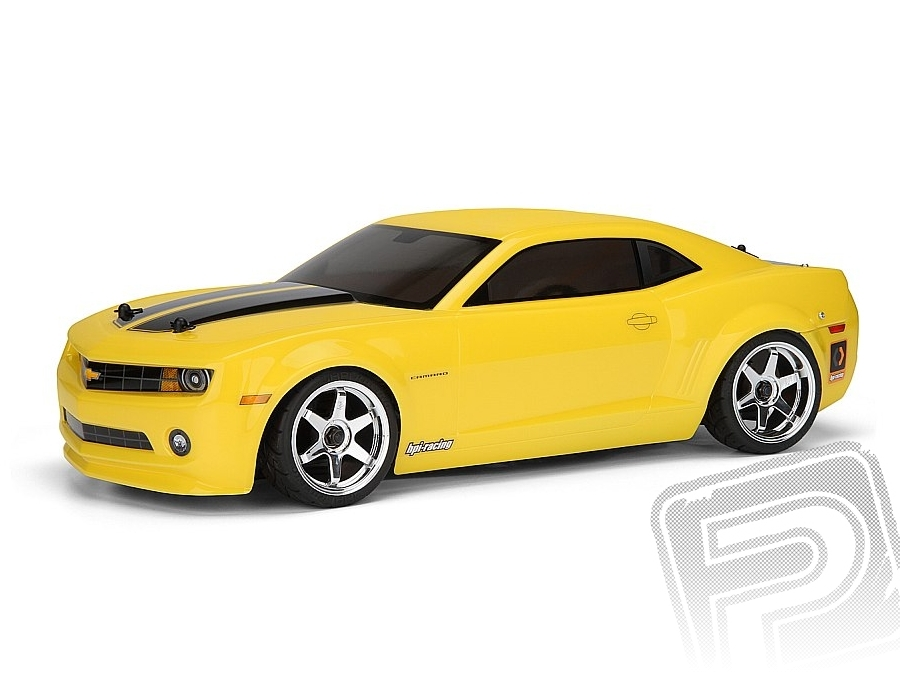 SPRINT 2 Flux RTR s 2,4GHz RC soupravou, kar. Camaro body 2010