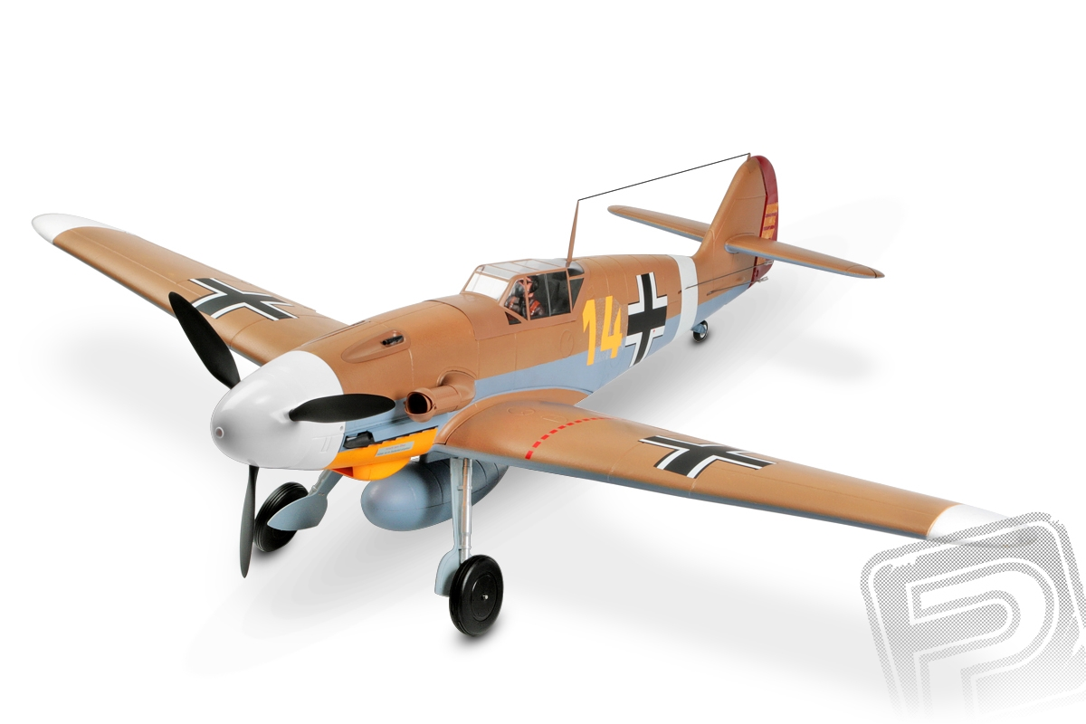 Messerschmitt BF-109 1400mm ARF