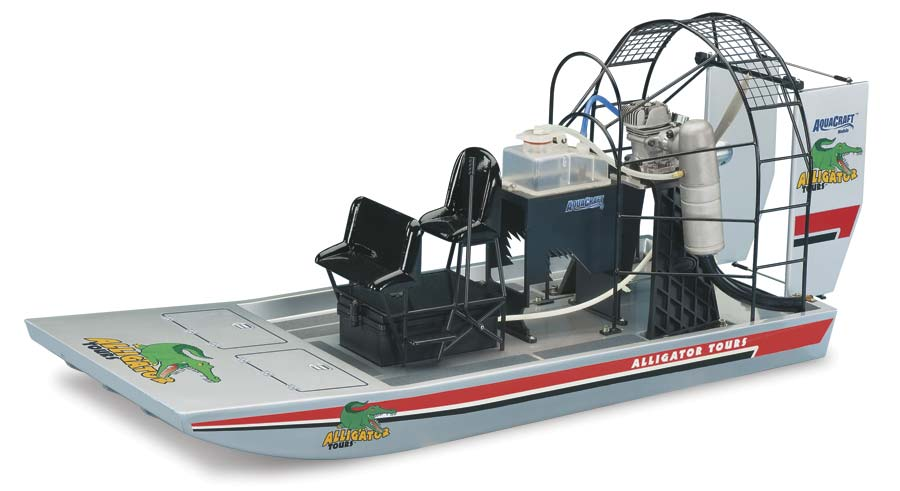 Alligator Tours airboat -Aquacraft Models