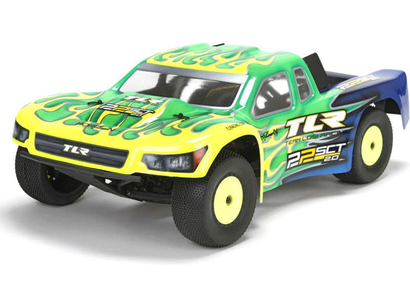 TLR 22 SCT 1:10 3.0 2WD Race Short Course Kit