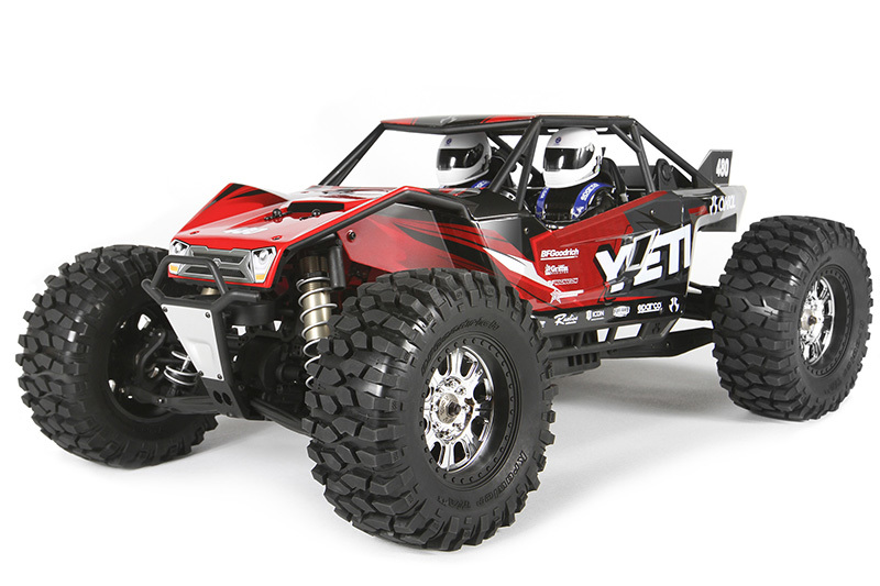 Axial   Yeti XL Monster Buggy 1/8 Scale Electric 4WD RTR