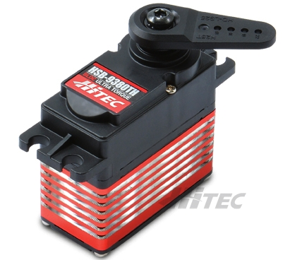HSB-9380TH Brushless digi servo LiPo 7,4V