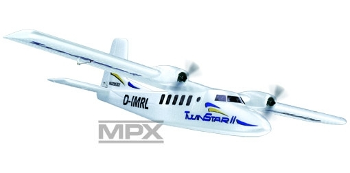 Twin Star II Brushless