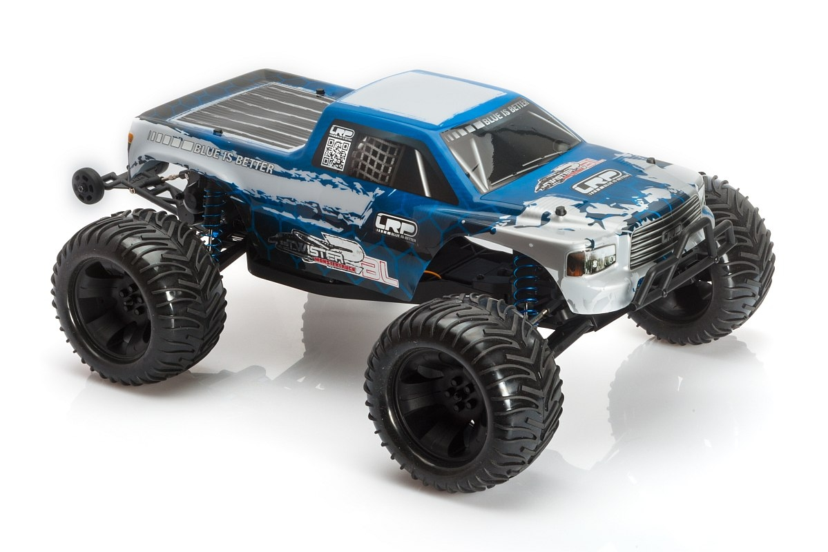 LRP S10 TWISTER 2 MT 2wd RTR Brushless - 1/10 Monster Truck s 2,4GHz RC s