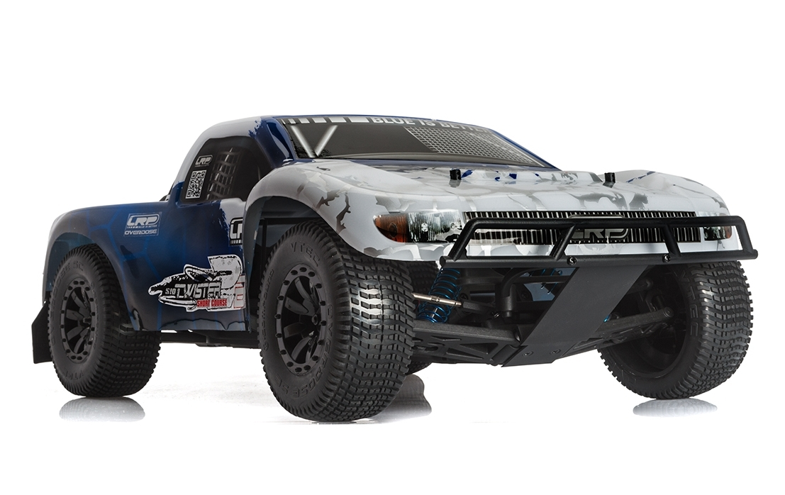 LRP S10 Twister Brushless 2wd SC RTR - 1/10 Short Course Truck s 2,4GHz R