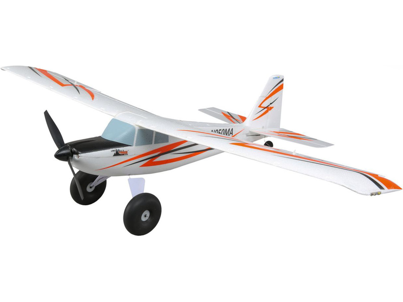 E-flite Micro Timber BNF Basic