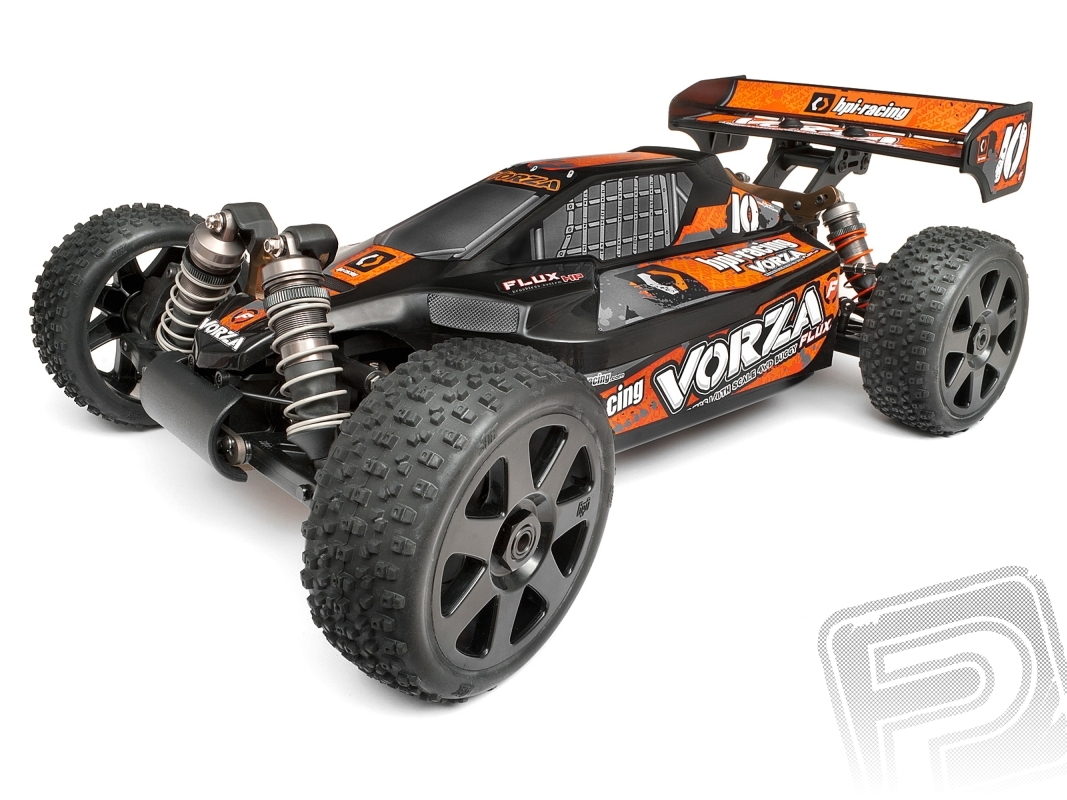 HPI - Vorza FLUX HP 1/8 Brushless Buggy s 2,4GHz RC soupravou