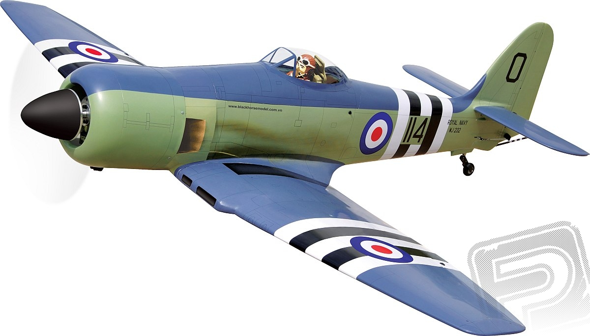 Sea Fury 1950mm ARF