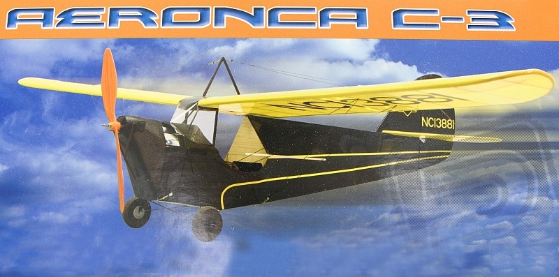 Aeronca C-3 Collegian 889mm