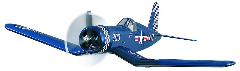 F4U Corsair 40 kit 1420mm