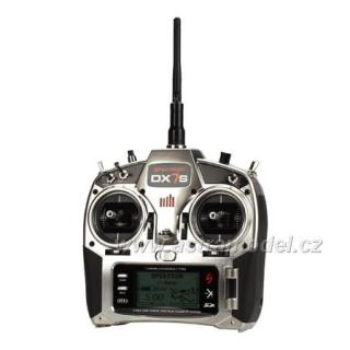 DX7S DSMX Spektrum Air - Heli AR8000 (Mode 1-4)