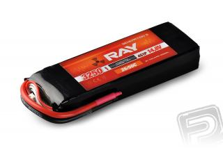 G3 RAY Li-Pol 3250mAh/14,8 26/50C Air pack