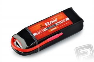 G3 RAY Li-Pol 2700mAh/11,1 26/50C Air pack