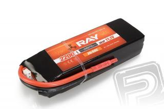 G3 RAY Li-Pol 2200mAh/11,1 26/50C Air pack