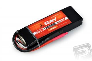G3 RAY Li-Pol 2700mAh/7,4 26/50C Air pack