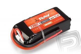 G3 RAY Li-Pol 1200mAh/11,1 26/50C Air pack