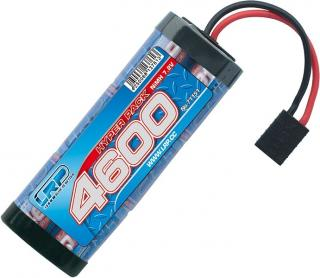 LRP - Power Pack 4600mAh - 7,2V - Stick pack - TRAXXAS
