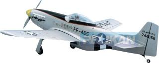 P-51 MUSTANG rozp.1340mm 6.5-8.5ccm CMP046