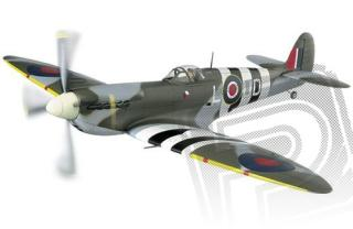 Spitfire MK IX .60 Gold Edition Kit 1600mm