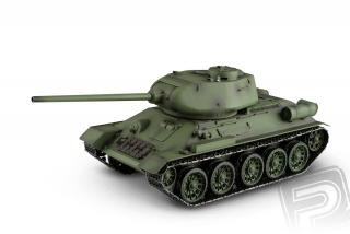 RC tank 1:16 T-34/85 RC set 2.4GHz