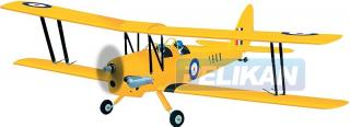TIGER MOTH rozp.1440mm mot.6.5-8.5ccm PH035