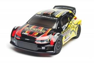 TEAM ASSOCIATED 4WD PRO RALLY Brushless RTR 2.4G
