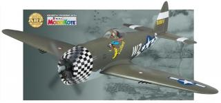 P-47D Thunderbolt .60 1600mm ARF Top Flite