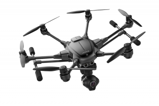 YUNEEC TYPHOON H ADVANCE plus WIZARD