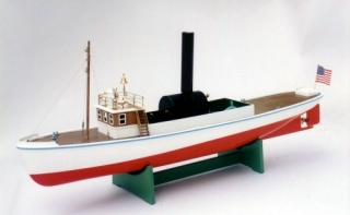 SAITO T-1 STEAM BOAT KIT