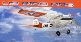 Cessna L-19 Bird Dog 1016mm