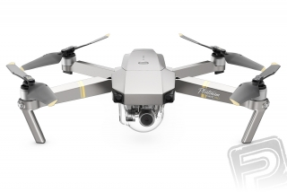 DJI - Mavic Pro Fly More Combo (Platinum version)