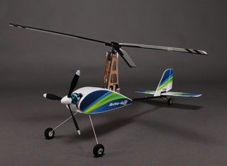 Auto-G2 Gyrocopter w / Auto-Start System 821mm (PNF)