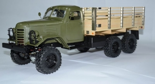 KingKong RC Truck Kit CA30, ZIS / ZIL-151 6x6, 1:12