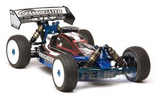 RC8B FT Buggy (80902)