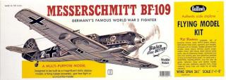 Messerschmitt Bf-109 (401) 619mm